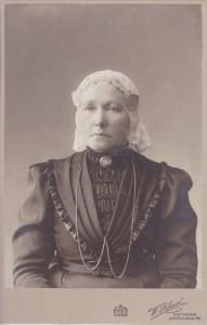 Dieuwke Bakker-Althuisius (1855-1935)